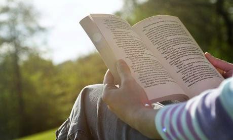 Membaca Bisa Menguatkan Otak dan Kepribadian