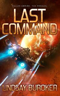 Last Command by Lindsay Buroker
