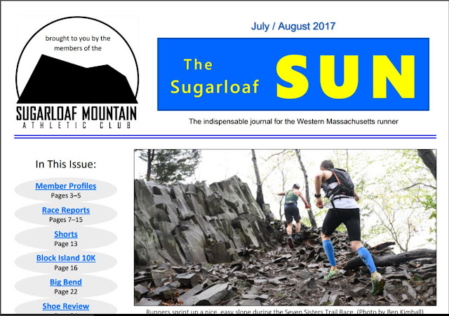 2017 Sugarloaf Sun issue #4 cover snip