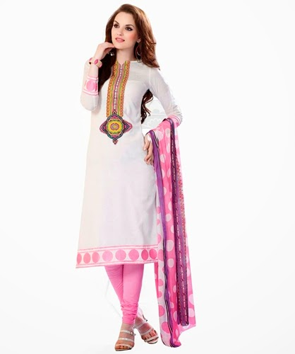 Simple Cotton Salwar Kameez Designs For Girls 2013 | www ...