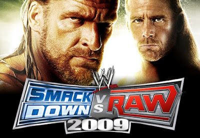 Wwe Smack Down Vs Raw 2009 PSP ISO for Android