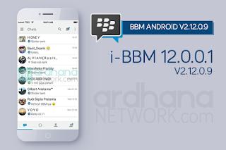 i-BBM  V2.12.0.11 Apk Terbaru