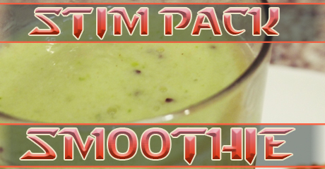 1a Into The Kitchen Rush Strategy Stim Pack Smoothie