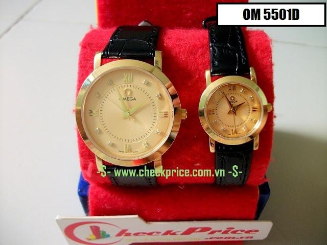đồng hồ đeo tay omega 5501d