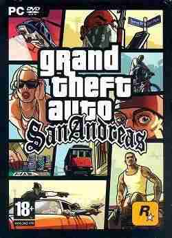 Gta San andreas  %255BOnline%255D %2528Poster%2529 - Download Gta San andreas [Online] Torrent