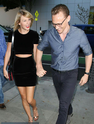 , Love: Taylor swift and Tom Hiddleston Romantic Dinner Date, Latest Nigeria News, Daily Devotionals & Celebrity Gossips - Chidispalace