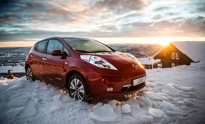 Nissan Leaf 30kWh edition
