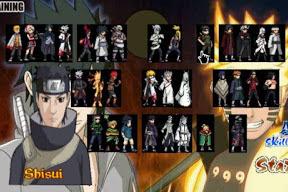 Naruto Senki Mod by Adnan Mn Apk