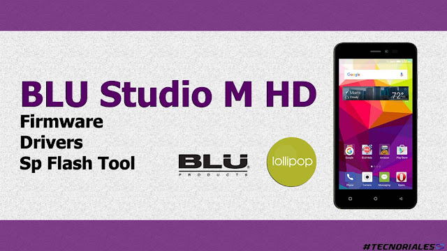 blu studio m hd s110u firmware