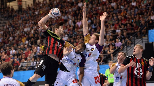 EHF Champions League - Vardar continue perfect start to title defence