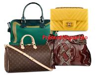 Logo Vinci gratis la borsa dei tuoi sogni : Chanel, Burberry, Louis Vuitton, Gucci