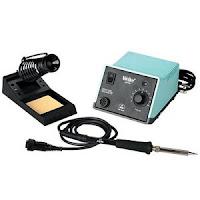 solder dengan parameter panas