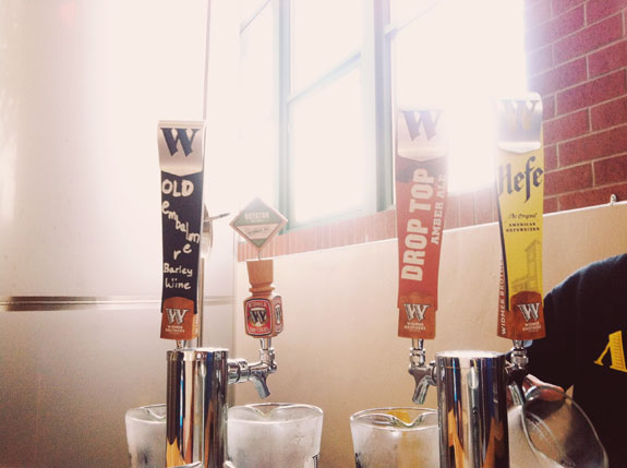 things to do in portland widmer brewery tour