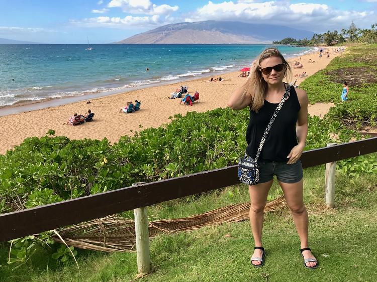 Maui, Hawaii, Kamaole Beach Park III
