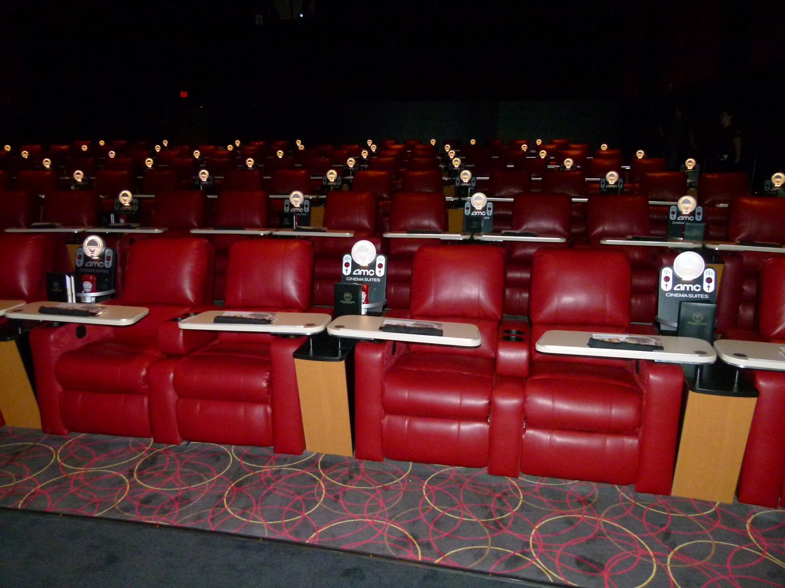 Amc Marlton 8 >> Things To Do In Los Angeles: AMC 6 Dine-In Theaters Watch ...
