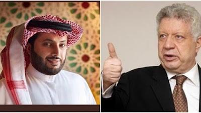 بالفيديو | مرتضى منصور يكشف الوجه الحقيقي لتركي آل الشيخ