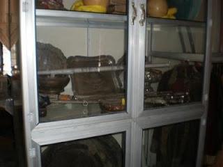 Benda pusaka milik kerajaan Inderapura dahulu