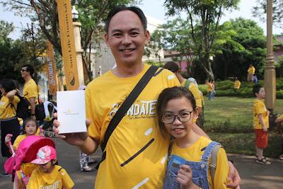 #Sundate2018 Jakarta: Momen Seru Bersama Keluarga di Dunia Fantasi