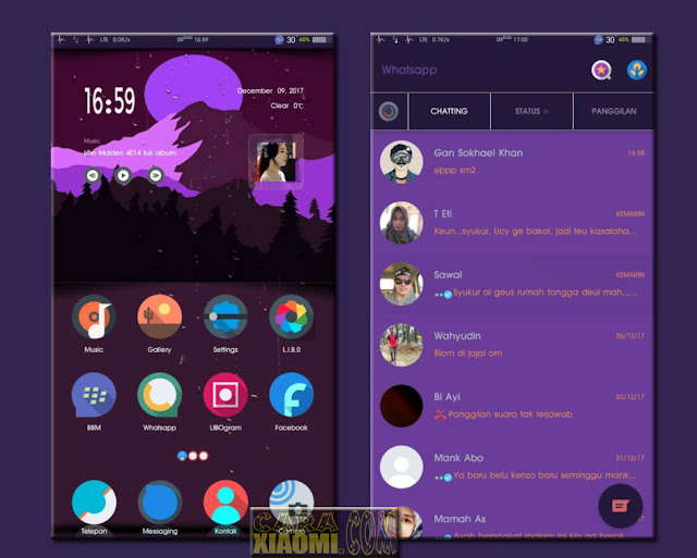 MIUI Theme LIBO V3 Le It Be O mtz For Xiaomi [Updated]
