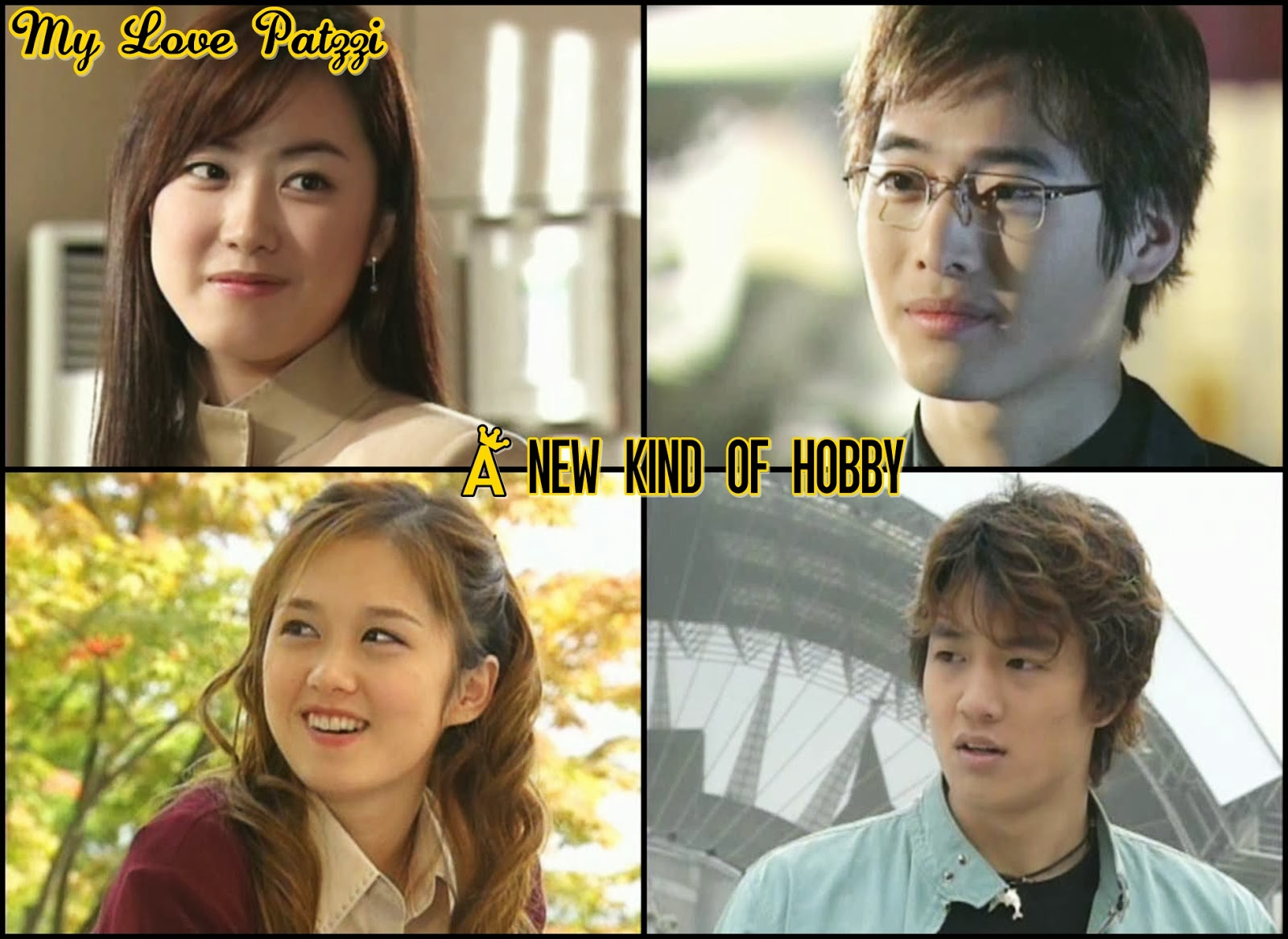 My Love Patzzi,Jang Na Ra, Kim Rae won, Kim Jae Won, Hong Eun Hee, a new kind of hobby