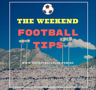 Weekend football tips