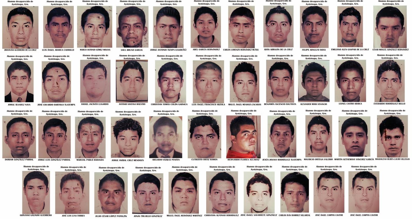 """""""Denles piso"""": Así asesinaron a los 43 de Ayotzinapa"""
