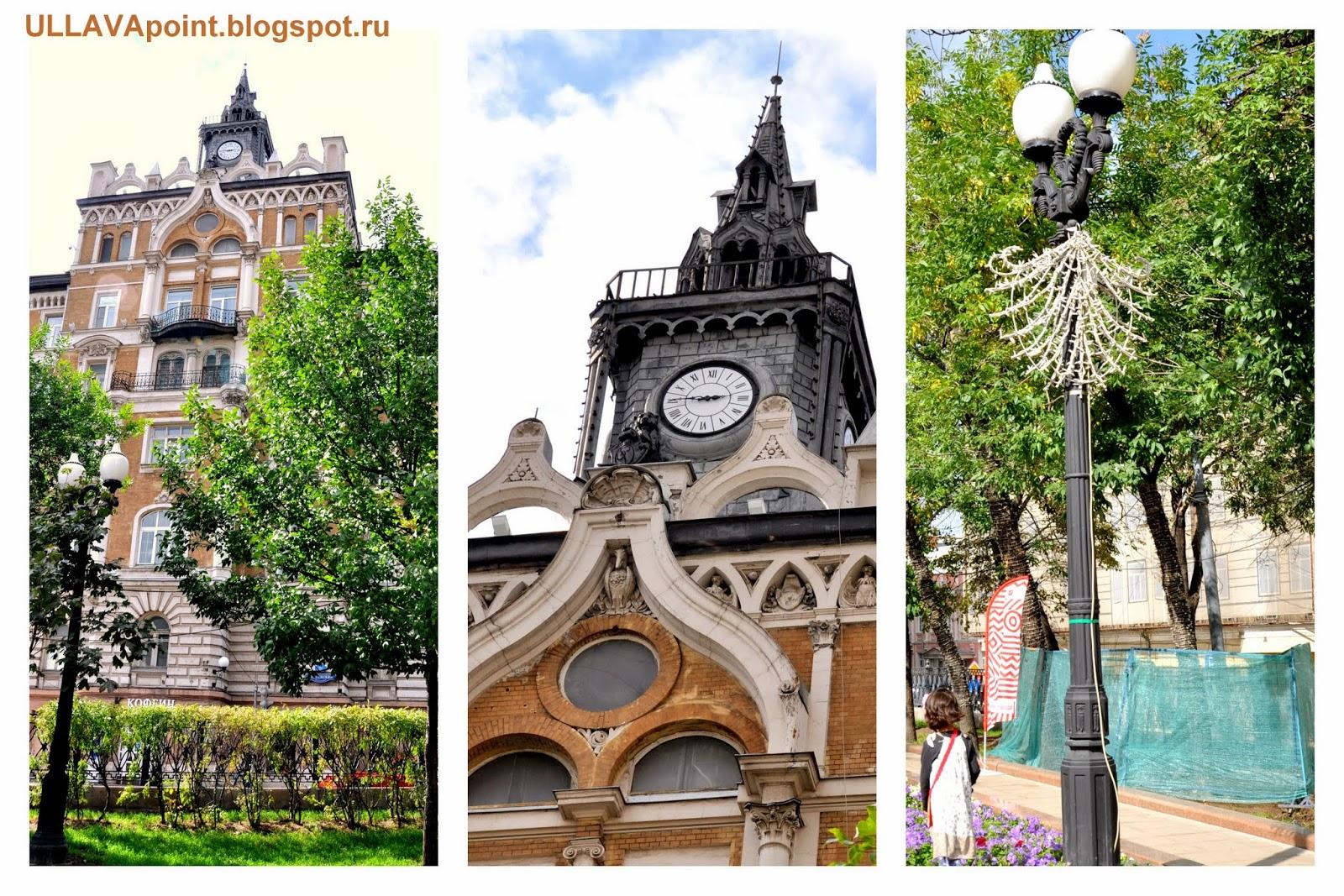 Сретенский бульвар Москва