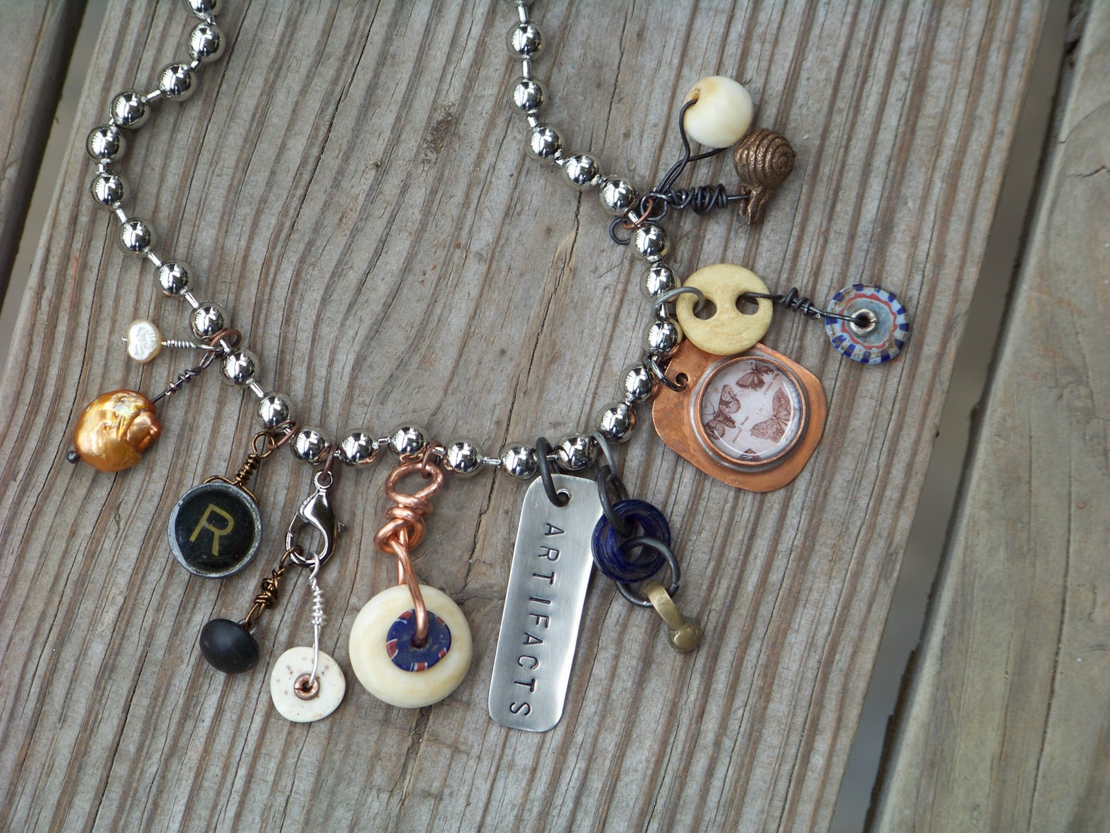Artifacts Jewelry for my Scientist Daughter