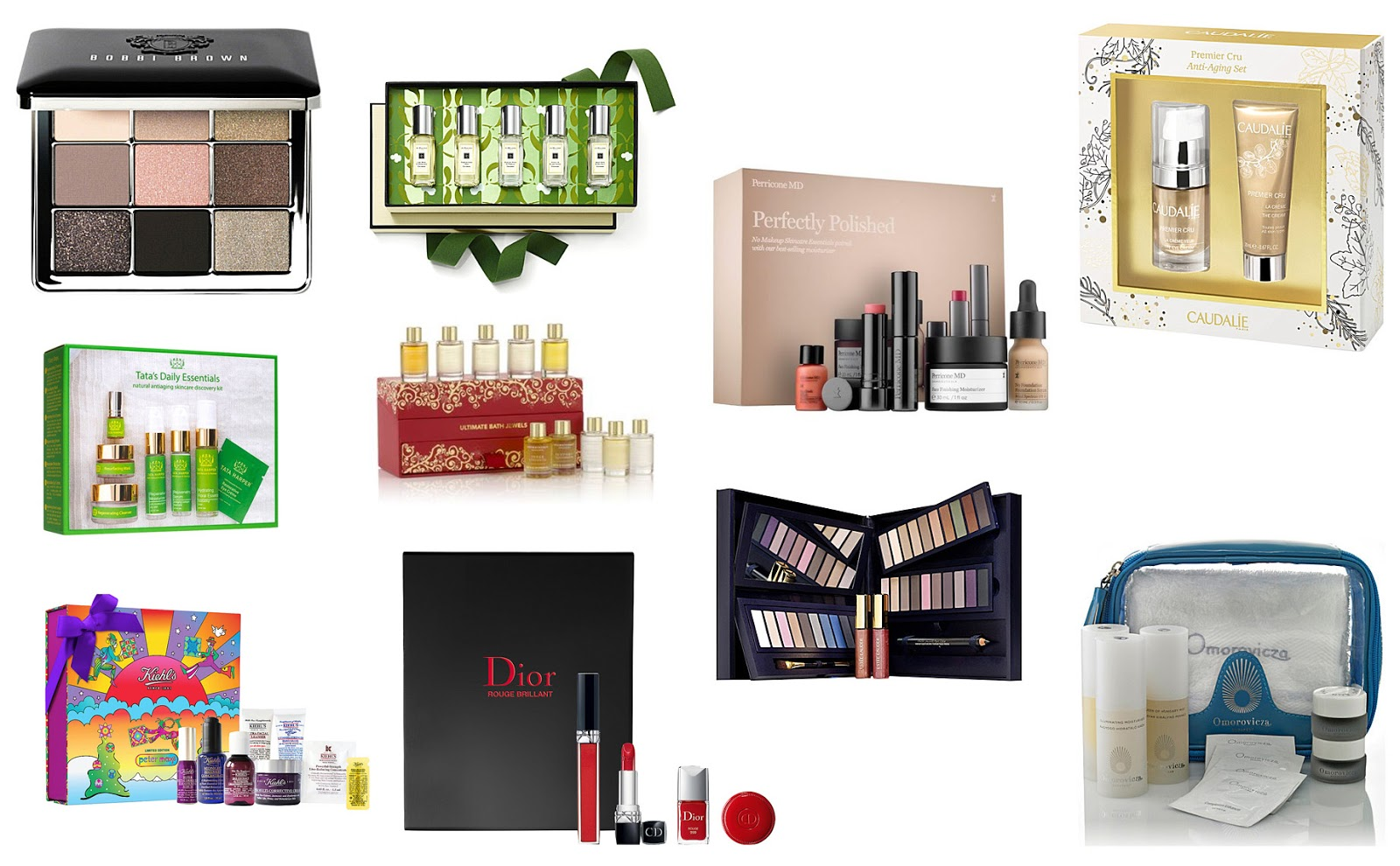 2015 Beauty Christmas Gift Guide Over £50