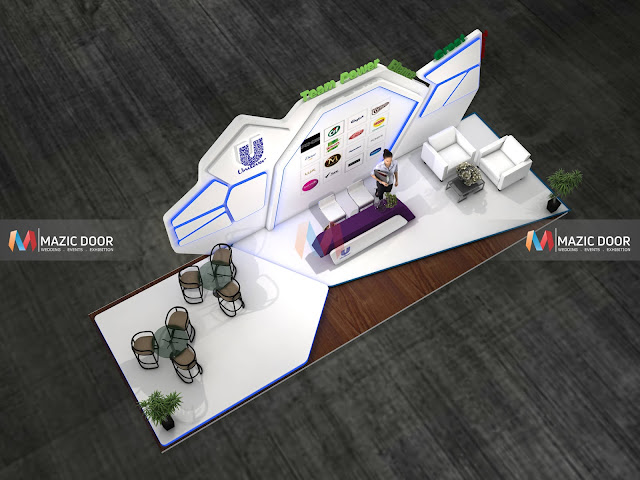 Designing of Exhibition Stall image 06