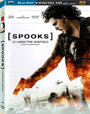 Baixar SpooksPeq Spooks   O Mestre Espião Dublado e Dual Audio Download