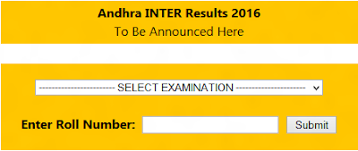 AP Intermediate 2nd Year Results 2016