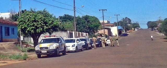 Polícia detém grupo após assalto em posto de gasolina de Mato Rico