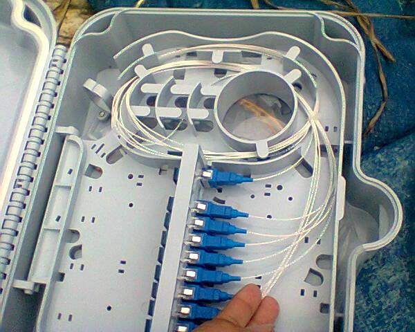 Mengupas Dan Menyambungkan Kabel FO Dari Tiang Ke ODP - Gateway Ilmu