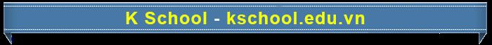kschool.edu.vn