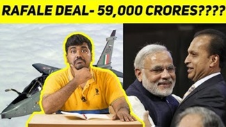 Rafale Deal | Explained Tamil| What is Rafale Deal? | Kichdy