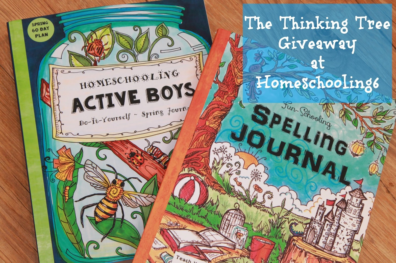 The thinking tree giveaway homeschooling 6 the thinking tree journal giveaway solutioingenieria Image collections