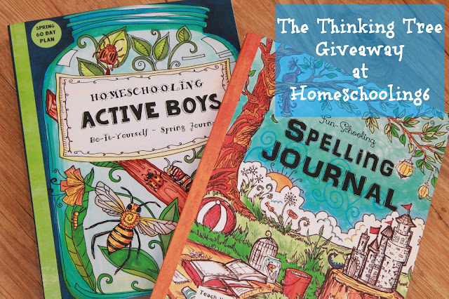 The Thinking Tree Journal Giveaway