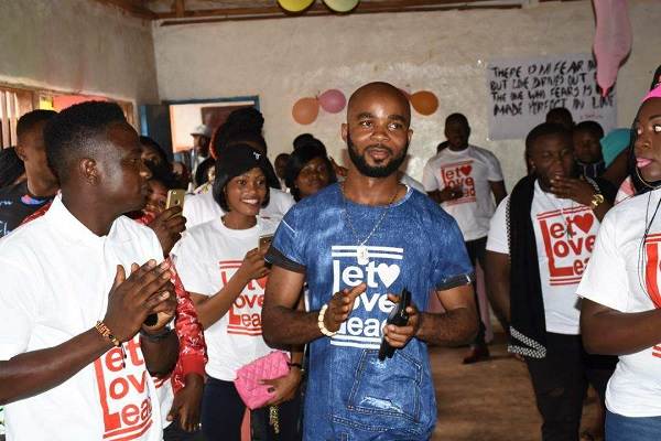 Image result for Fashion Designer Kingsley Prince Noni celebrates 'Epic Movement' termed birthday in grand style with orphans at Misspa Orphanage - Photos