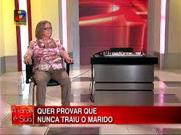 Polígrafo na televisão
