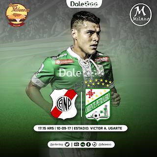 Nacional Potosí vs Oriente Petrolero - Jornada 7 Torneo Clausura 2017 - Super Milaneza - Milano Peluquerias - DaleOoo