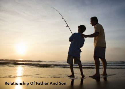 relationship of a father and son In the original yiddish version, eliezer gives a more personalized account of his father's death in his account, it is clear that the relationship between father and son has evolved.