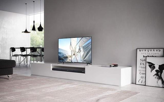 ▷[Análisis] Sharp LC-55UI7252E, un Smart TV 4K de 55'' con HDR y Netflix en rebajas