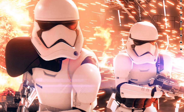 Star Wars Battlefront II no tendrá pantalla dividida en PC ni pase de temporada