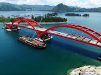 Metode Pekerjaan Lapis Ulang Pelindung Baja Pada Jembatan Tidak Bergavanis