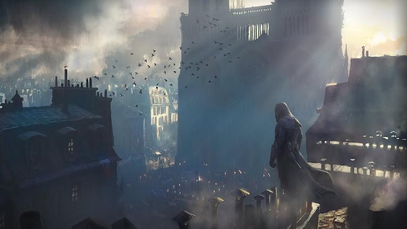2014 Assassins Creed Unity HD