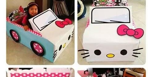 15 Ideas Para Hacer Carros Con Cajas De Cartón Para Niños Y Niñas