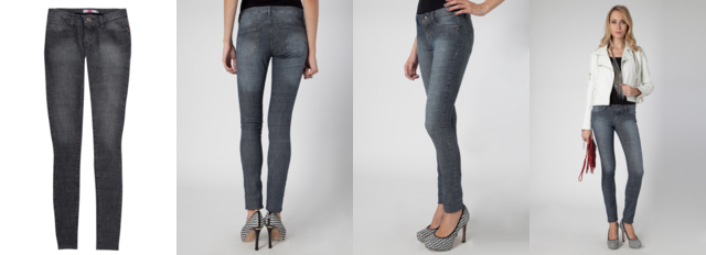 calça jeans barata