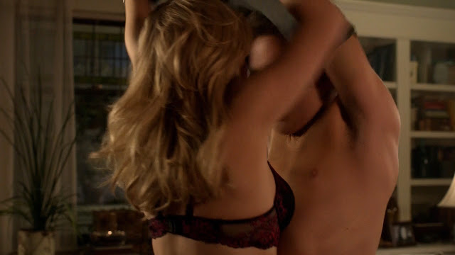 Brittany Robertson topless