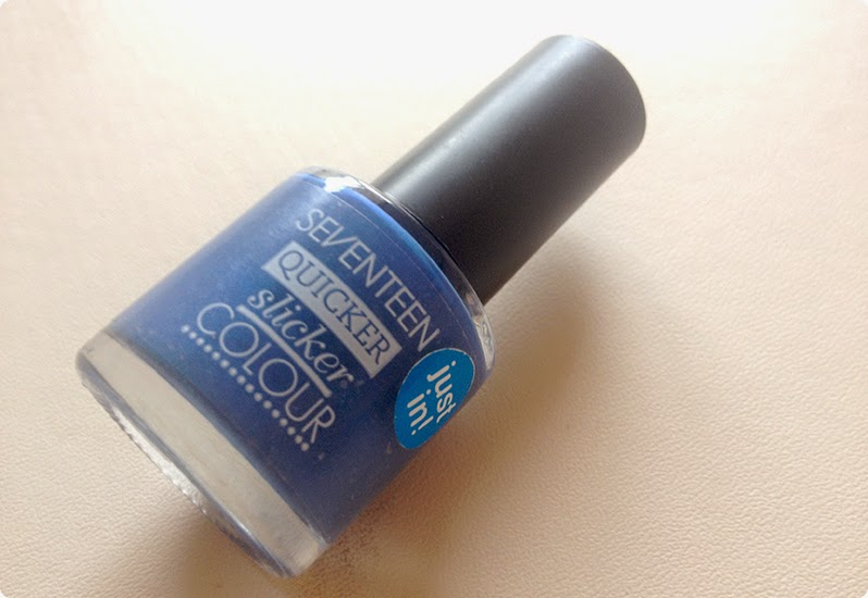 Seventeen Sailor Boy nail varnish